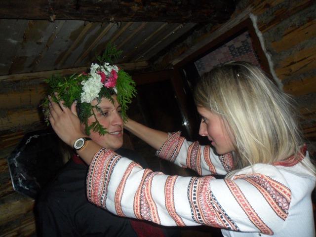 """В """"Михайловій колибі"""" на Івана Купала"""