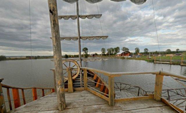 Панорама з корабля